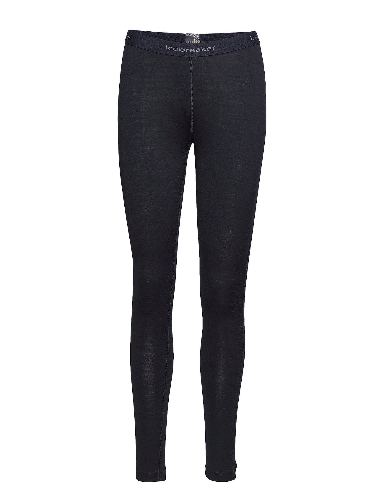 Icebreaker Wmns 200 Oasis Leggings - BLACK