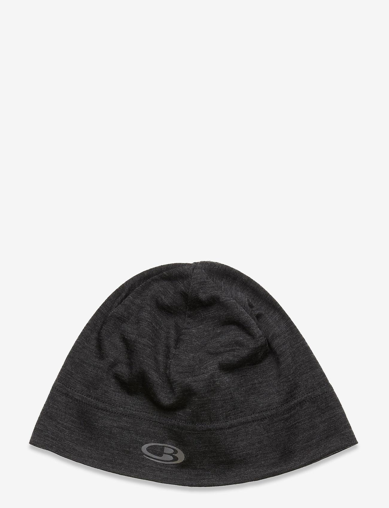 Icebreaker - U Flexi Beanie - bonnet - black hthr - 0