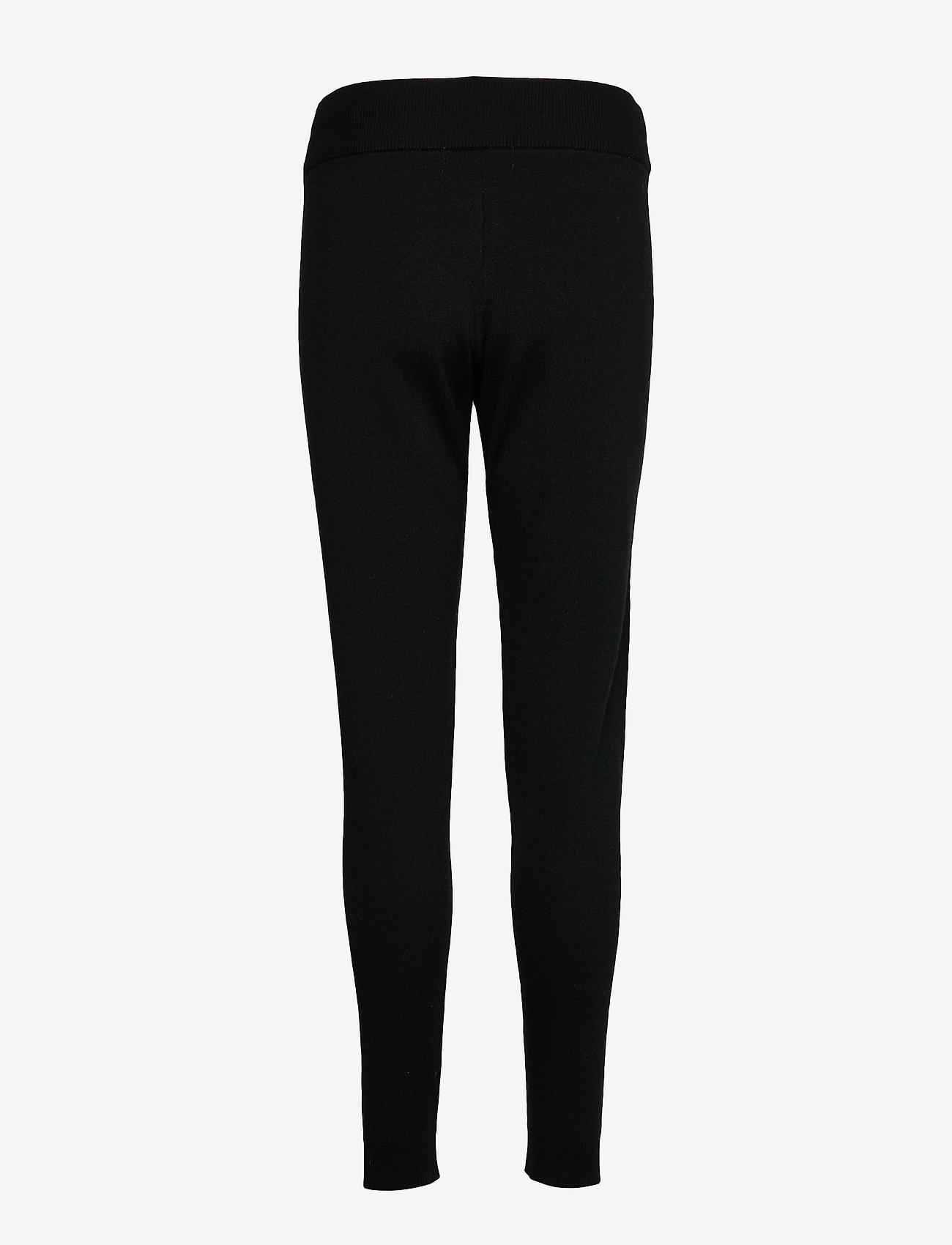Icebreaker - Wmns Carrigan Sweater Pants - pants - black - 1