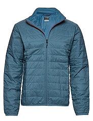 Mens Hyperia Lite Jacket - GRANITE BLUE/PRUSSIAN BLUE