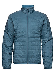 Mens Hyperia Lite Jacket - GRANITE BLUE/PRUSSIAN BLUE