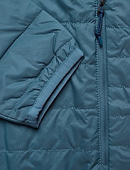 Icebreaker - Mens Hyperia Lite Jacket - frilufts- og regnjakker - granite blue/prussian blue - 3
