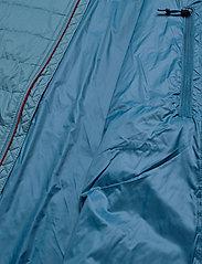Icebreaker - Mens Hyperia Lite Jacket - frilufts- og regnjakker - granite blue/prussian blue - 4