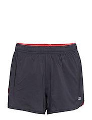 Wmns Impulse Running Shorts - PANTHER/EMBER