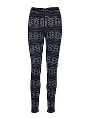 Wmns 250 Vertex Leggings Crystalline - MIDNIGHT NAVY