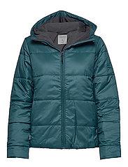 Wmns Collingwood Hooded Jacket - NIGHTFALL