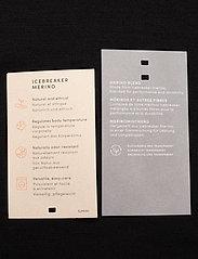 Icebreaker - M Quantum II LS Zip Hood - fleece - black - 3