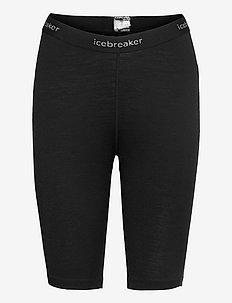 W 200 Oasis Shorts - termo leggings - black