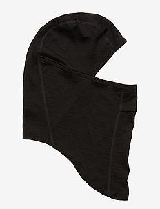 Adult Oasis Balaclava - pipot - black