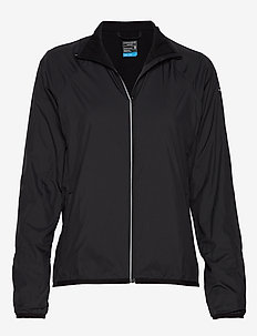 Wmns Rush Windbreaker - ulljackor - black