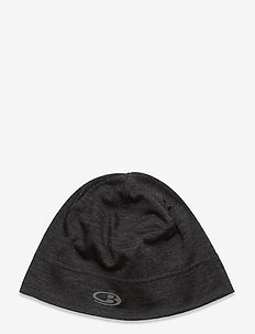U Flexi Beanie - hats - black hthr