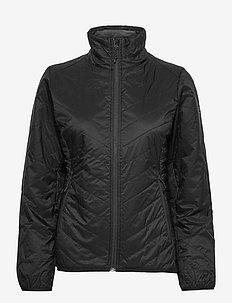 Wmns Hyperia Lite Jacket - wandel- en regenjassen - black