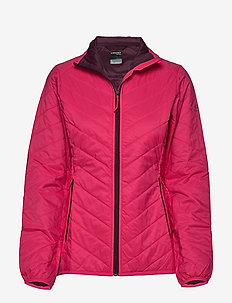 Wmns Hyperia Lite Jacket - friluftsjackor - prism/velvet