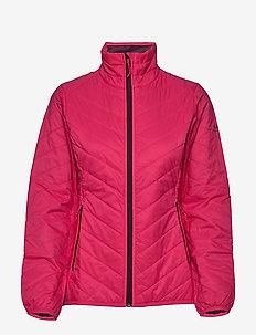 Wmns Hyperia Lite Jacket - ulkoilu- & sadetakit - prism/velvet