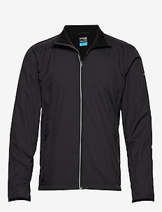 Mens Incline Windbreaker - BLACK