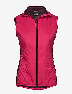 Wmns Hyperia Lite Hybrid Vest - jakker og regnjakker - prism/velvet