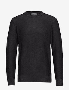 Mens Waypoint Crewe Sweater - tricots basiques - char hthr