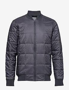Mens Venturous Jacket - outdoor & rain jackets - monsoon/jet hthr