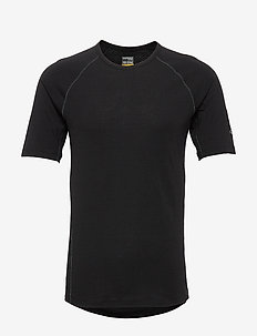M 150 Zone SS Crewe - base layer tops - black