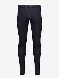 Mens 150 Zone Leggings - doły - black/mineral
