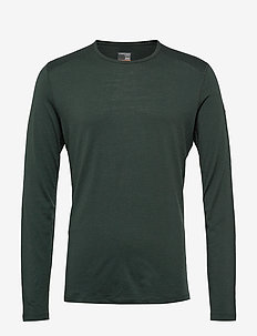 Mens 200 Oasis LS Crewe - FORESTWOOD