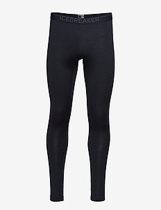 Mens 200 Oasis Leggings - doły - black/monsoon