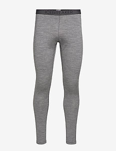 Mens 200 Oasis Leggings - GRITSTONE HTHR