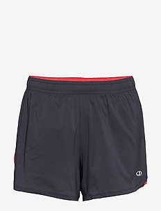 Wmns Impulse Running Shorts - PANTHER/EMBER