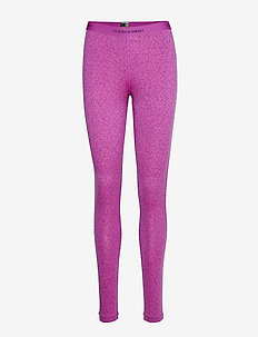 Wmns 200 Oasis Leggings Sky Paths - AMORE