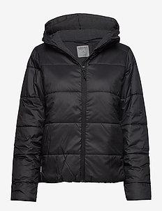 Wmns Collingwood Hooded Jacket - ulljackor - black