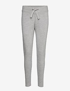 Wmns Carrigan Sweater Pants - joggebukser - steel hthr