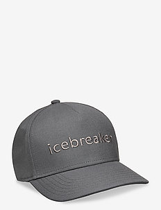 U Icebreaker Logo Hat - kepsar - monsoon