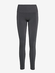 Wmns Motion Seamless High Rise Tights - PANTHER
