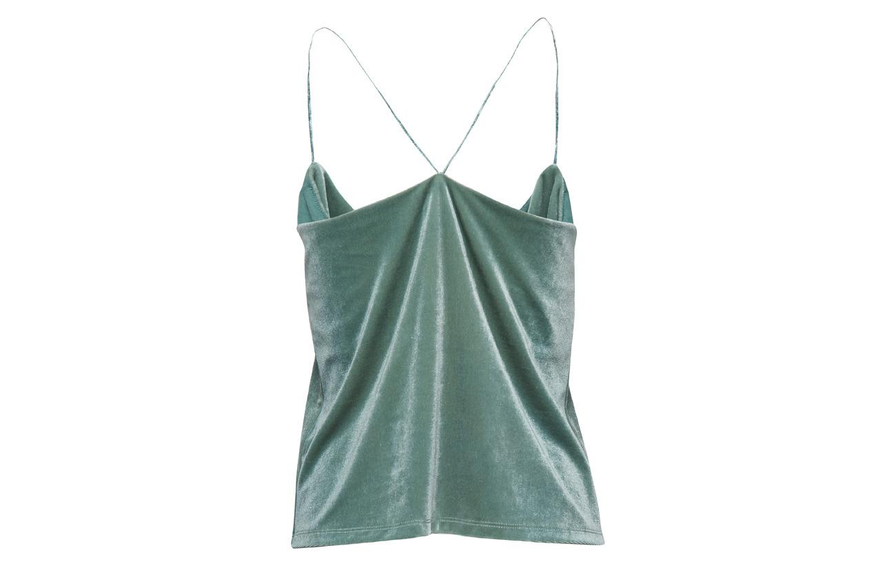 Ichi Spruce Elastane Blue Ihvelvet 95 5 To Polyester q1qgZn6