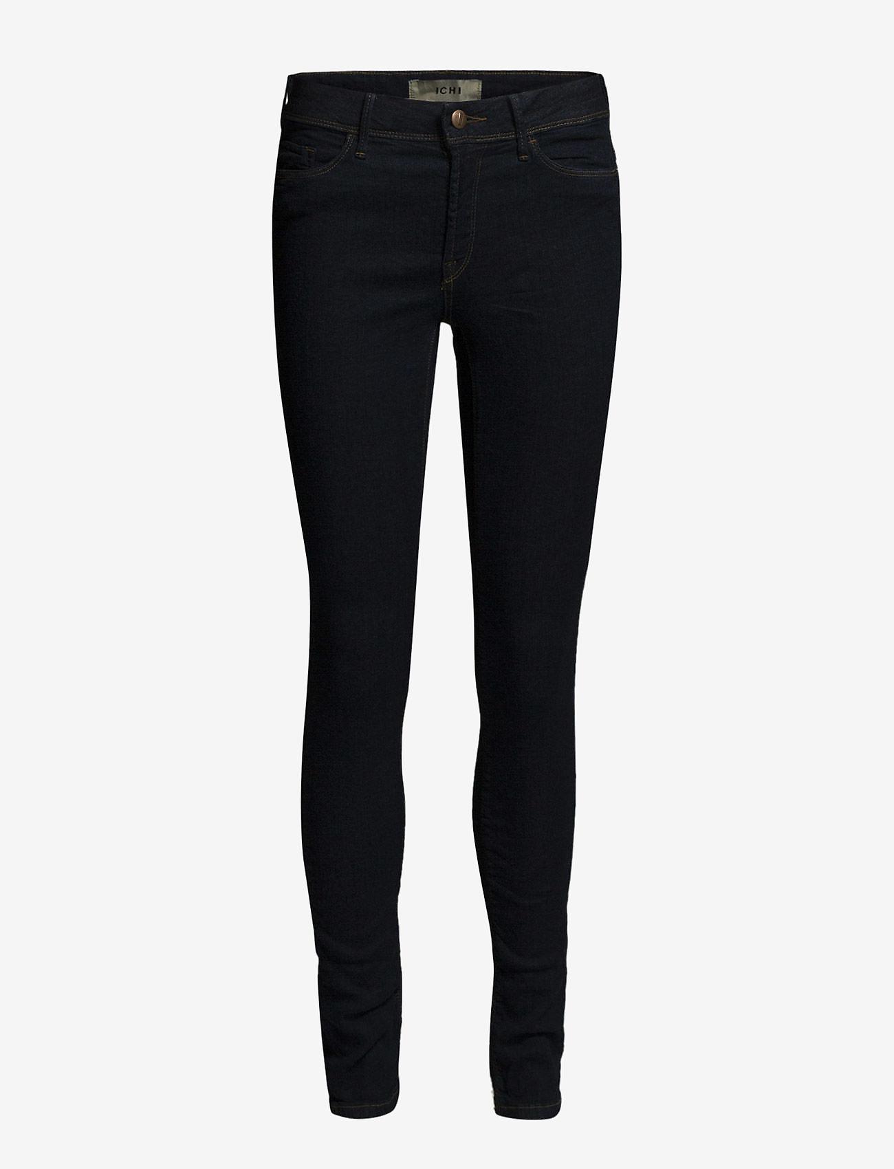 ICHI - IHERIN IZARO DARK - skinny jeans - dark blue - 0