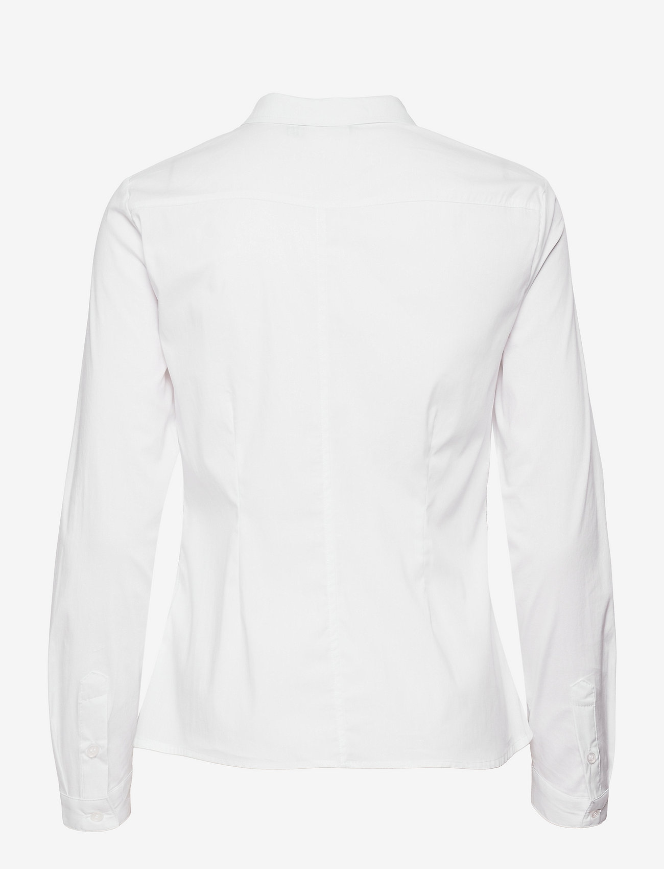ICHI - IHDIMA SH - long-sleeved shirts - white - 1