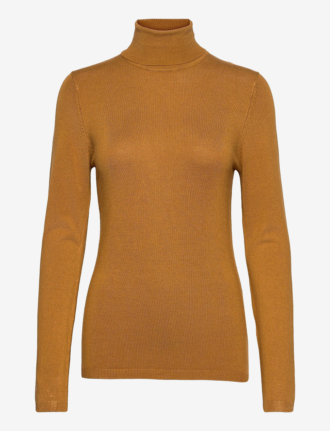ICHI - IHMAFA RN - džemperi ar augstu apkakli - golden brown - 0