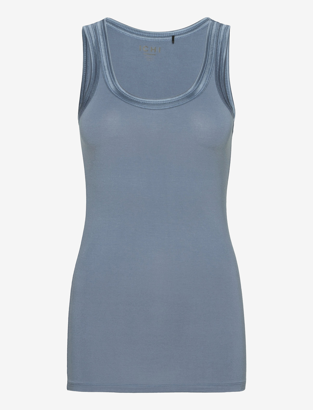 ICHI - IHZOLA TO - sleeveless tops - coronet blue - 0