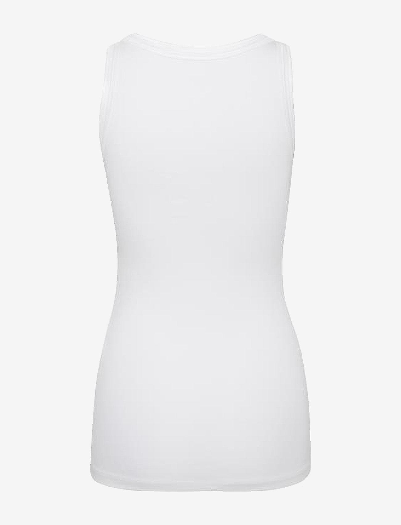ICHI - IHZOLA TO - sleeveless tops - white - 1