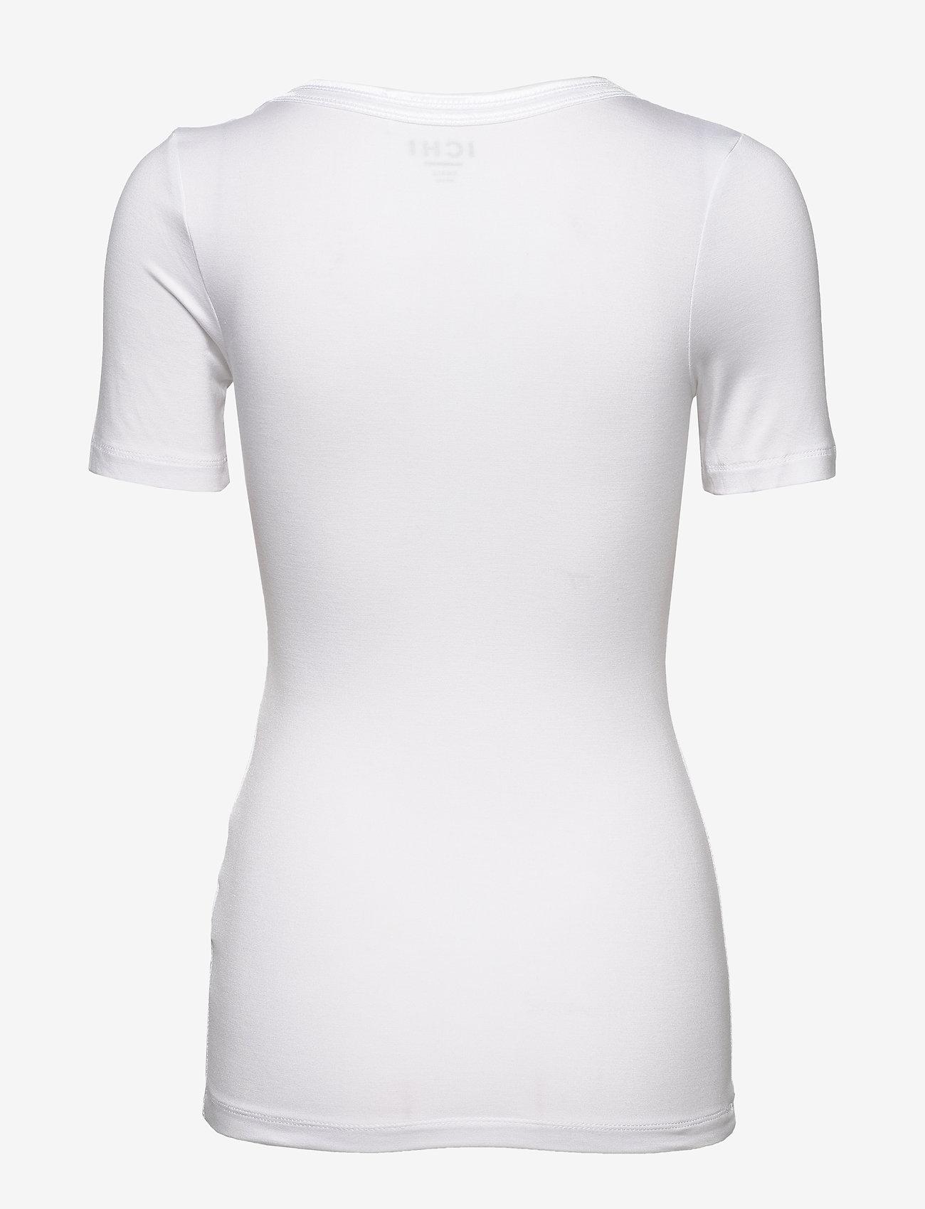 ICHI - IHZOLA SS - t-shirts - white - 1