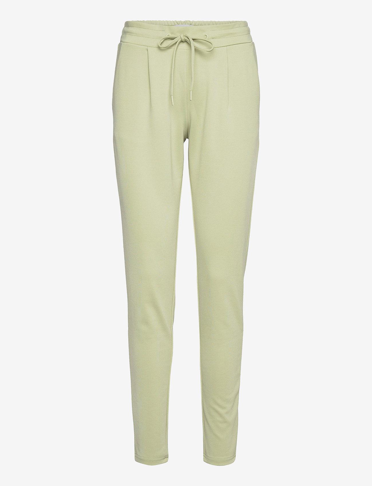 ICHI - IHKATE PA2 - slim fit trousers - swamp - 0