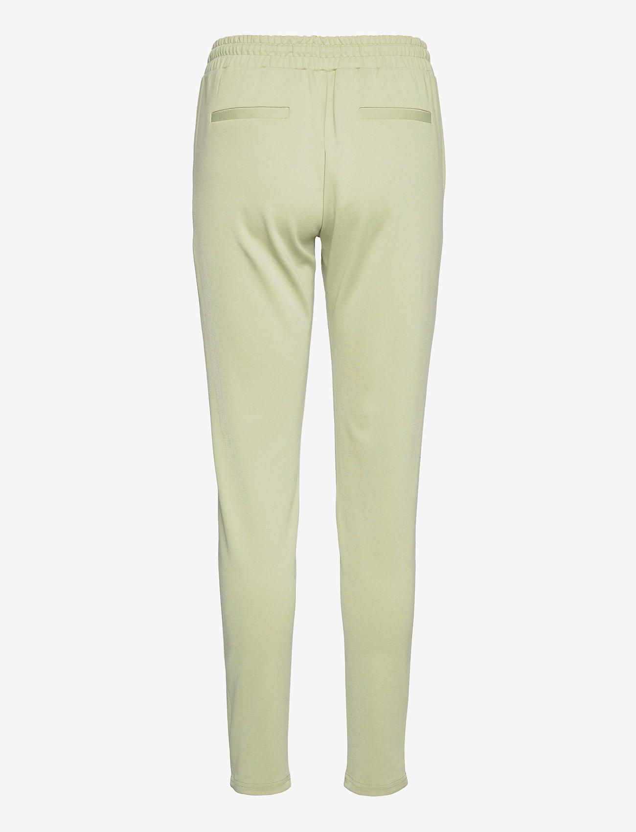 ICHI - IHKATE PA2 - slim fit trousers - swamp - 1