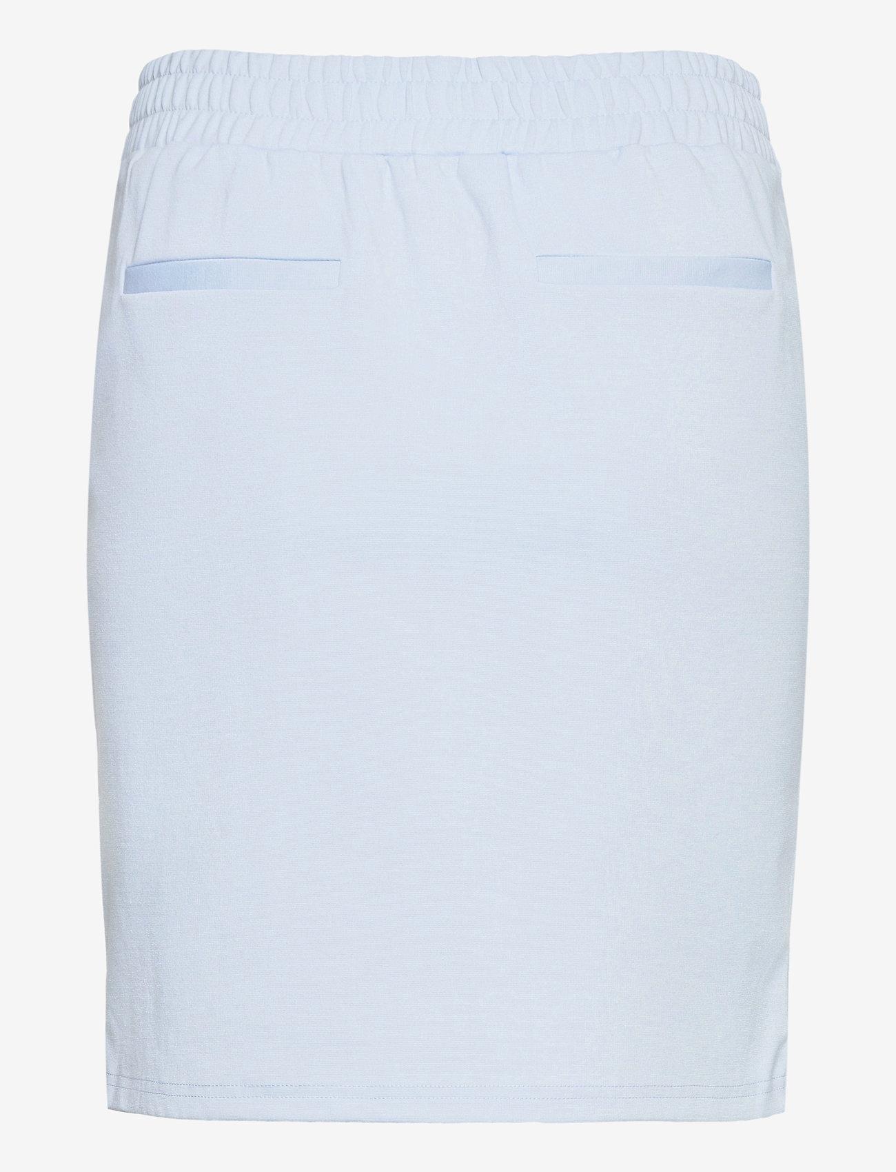 ICHI - IHKATE SK - short skirts - cashmere blue - 1