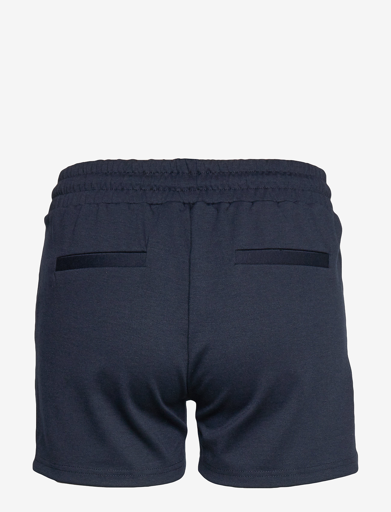 ICHI - KATE SHO - casual shorts - total eclipse (solid)