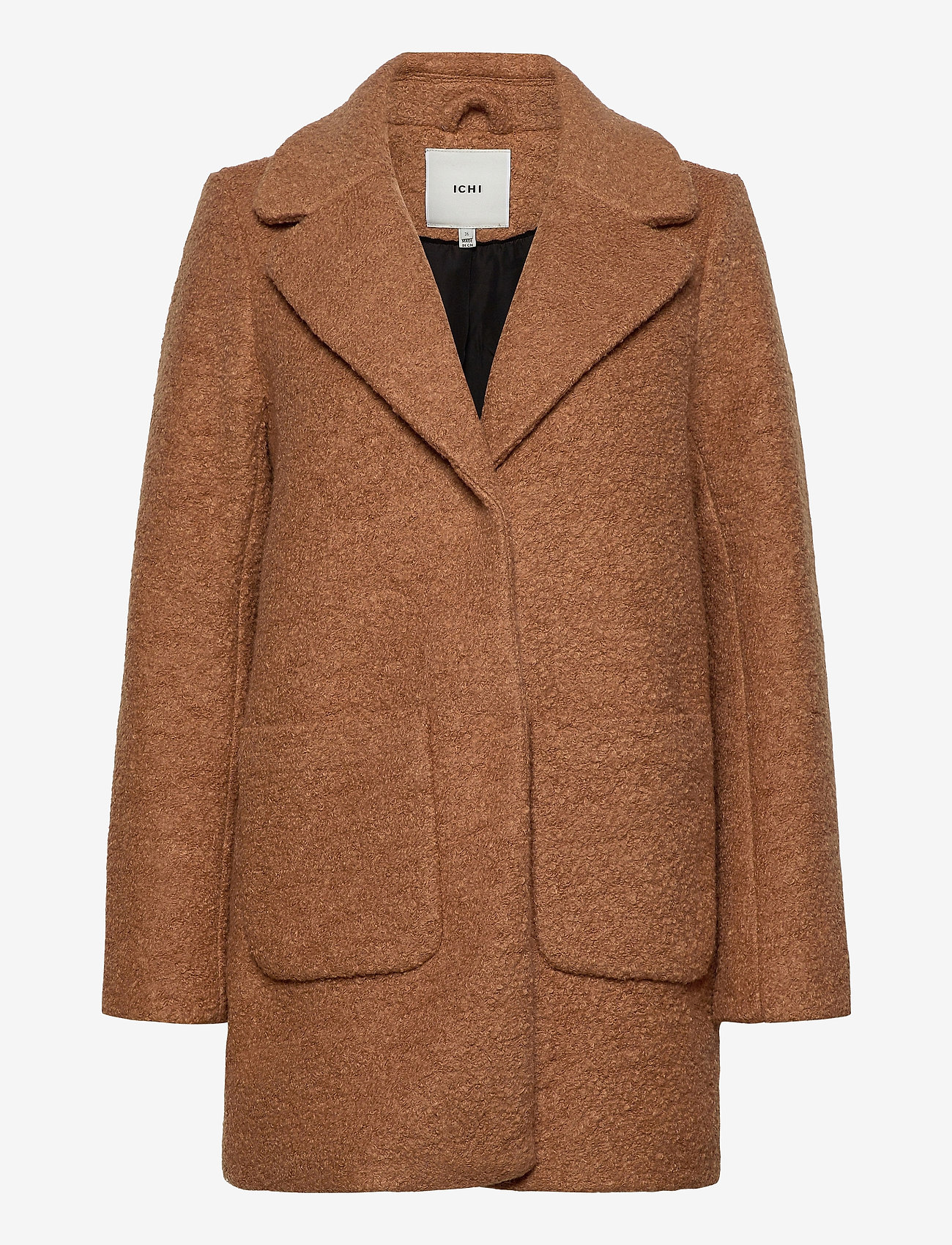 ICHI - STIPA JA - wool coats - thrunsh - 0