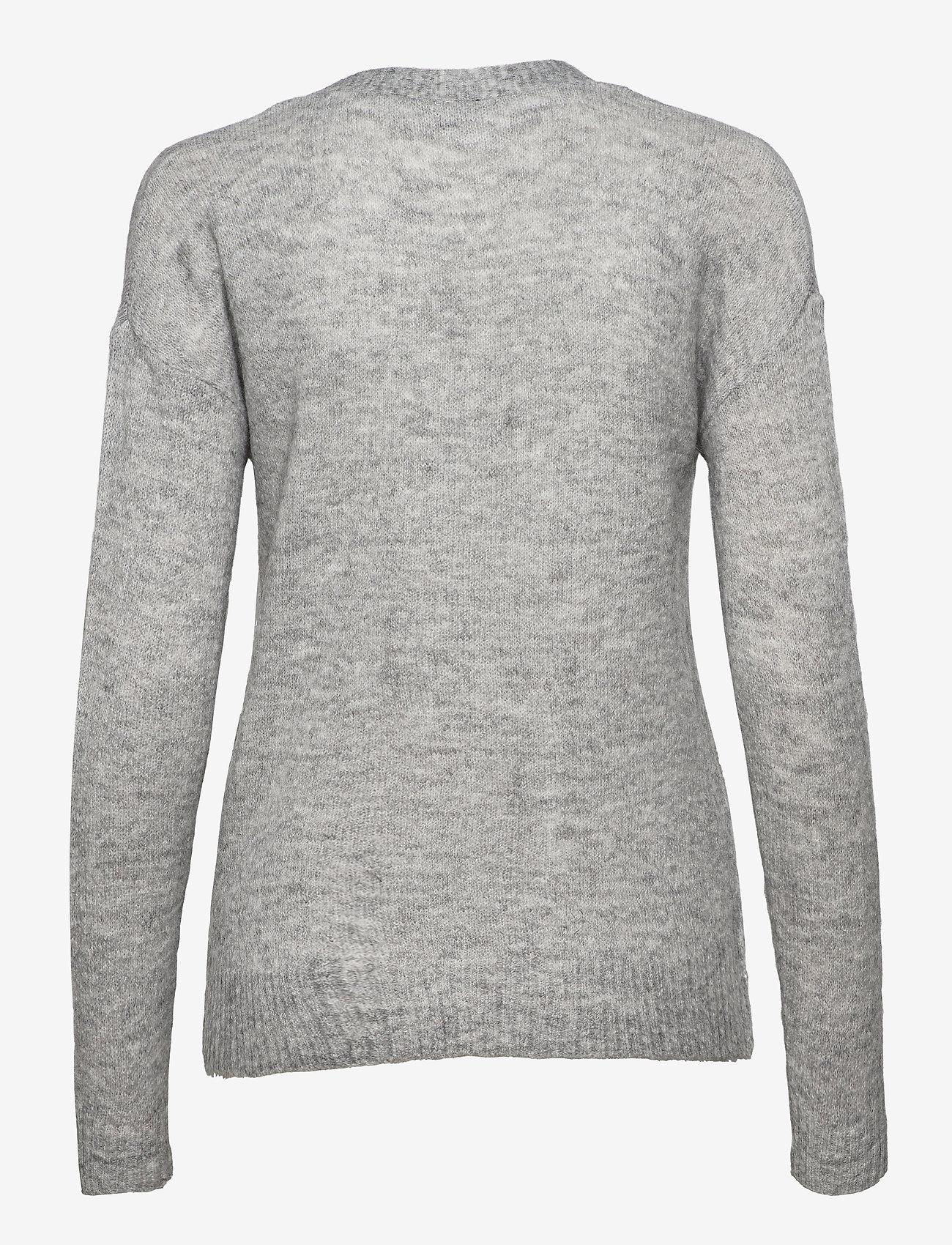 ICHI - AMARA CA2 - cardigans - grey melange - 1