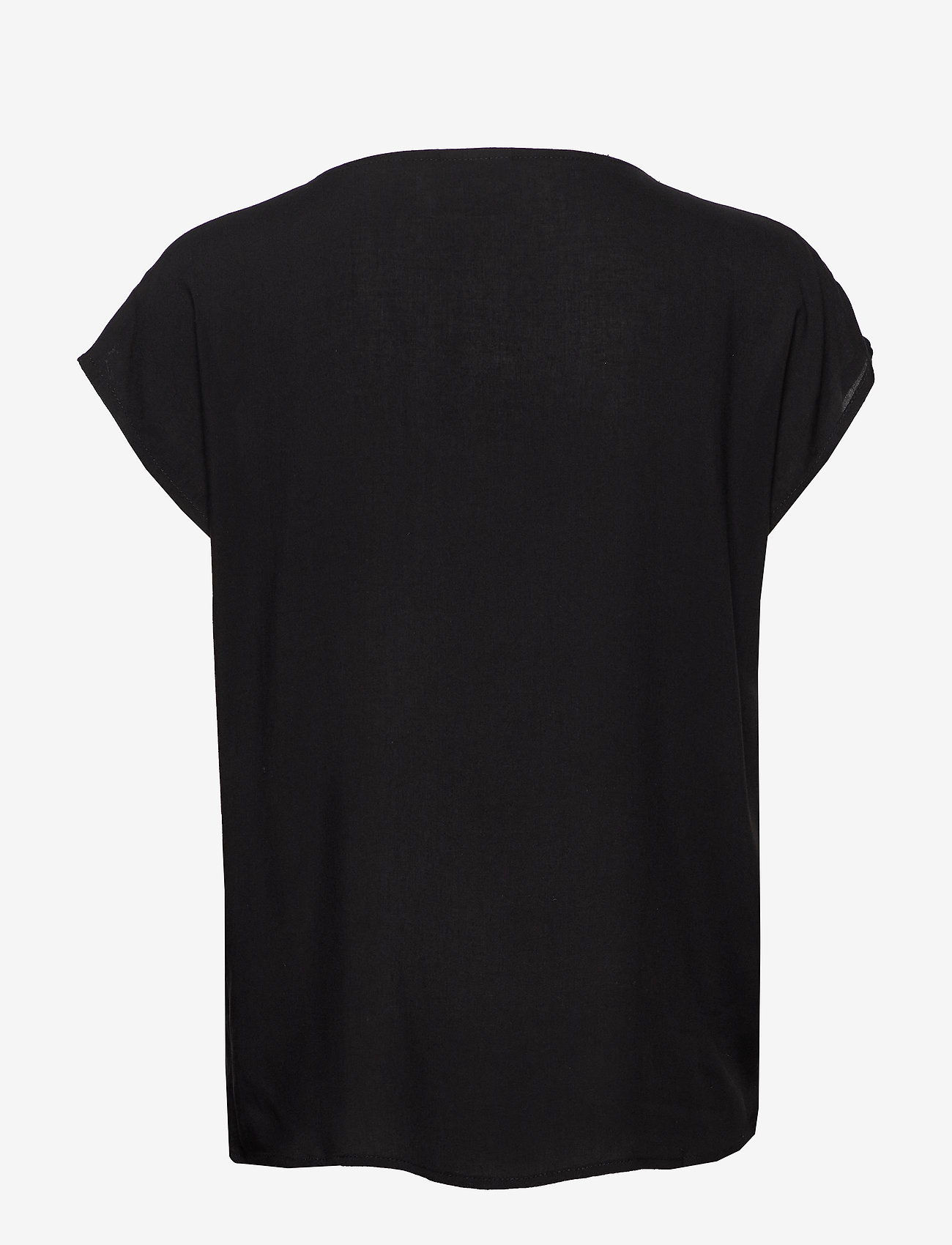 ICHI - IHMAJA SS - t-shirts - black - 1