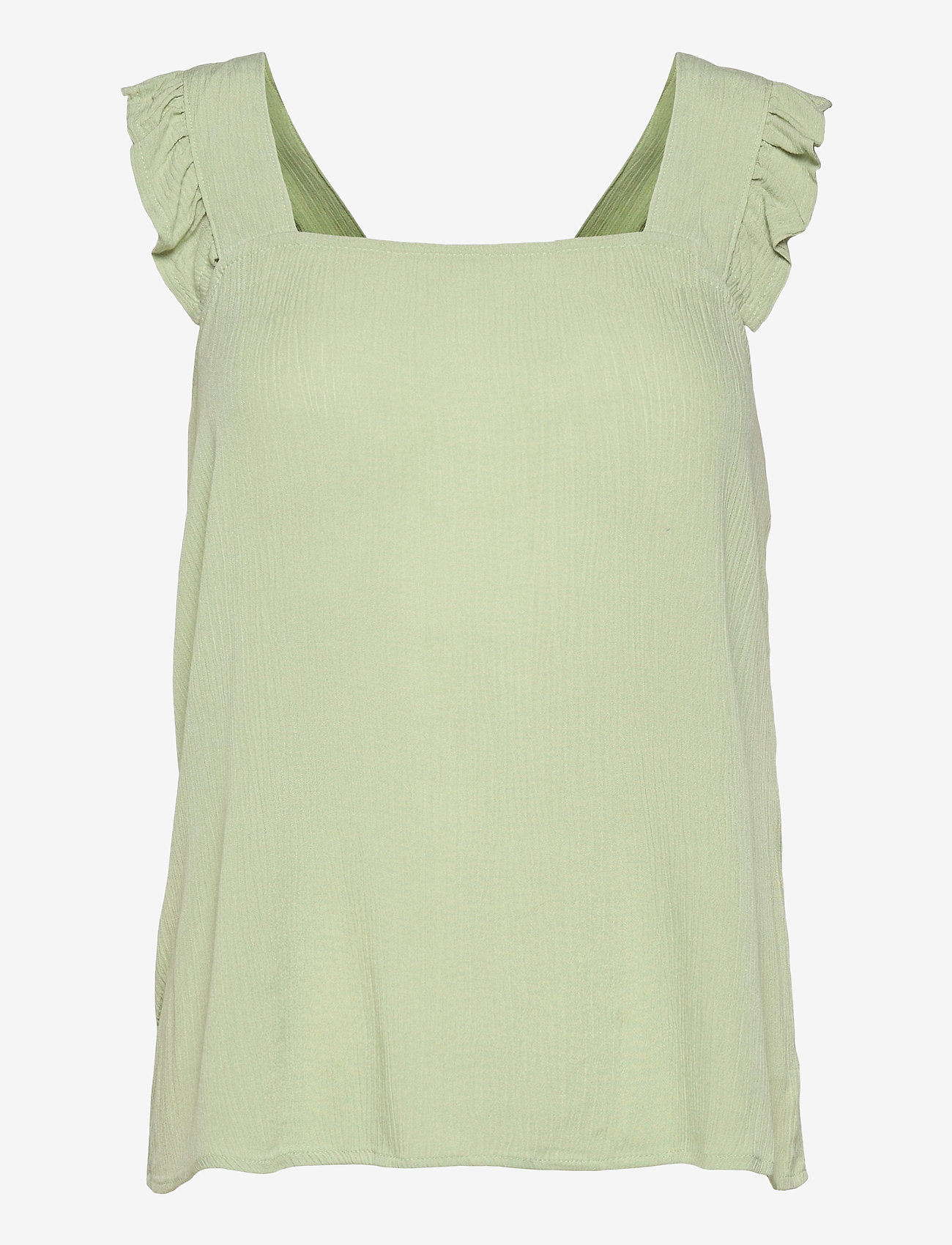 ICHI - IHMARRAKECH SO TO2 - sleeveless blouses - swamp - 0