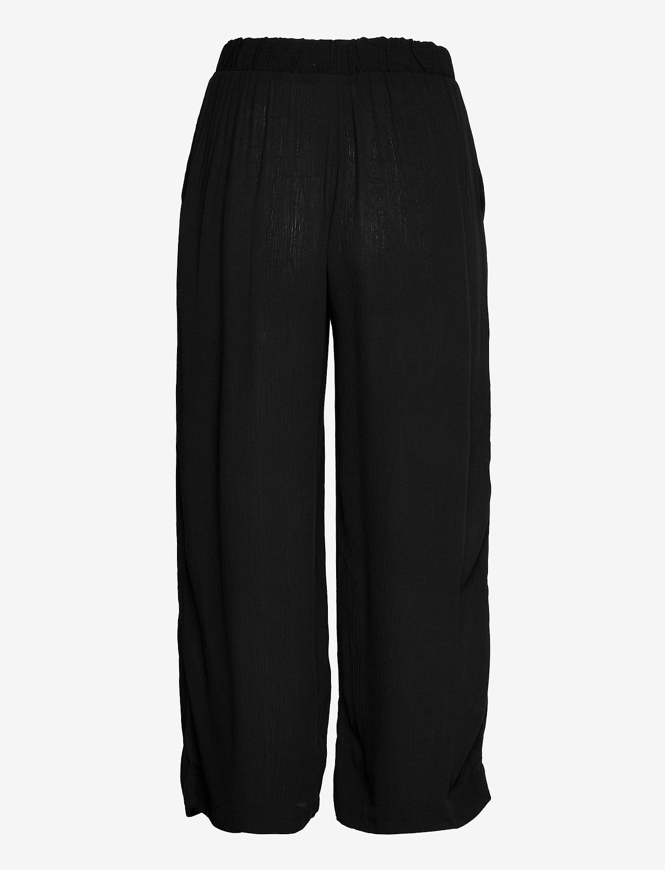 ICHI - IHMARRAKECH SO PA - casual trousers - black - 1