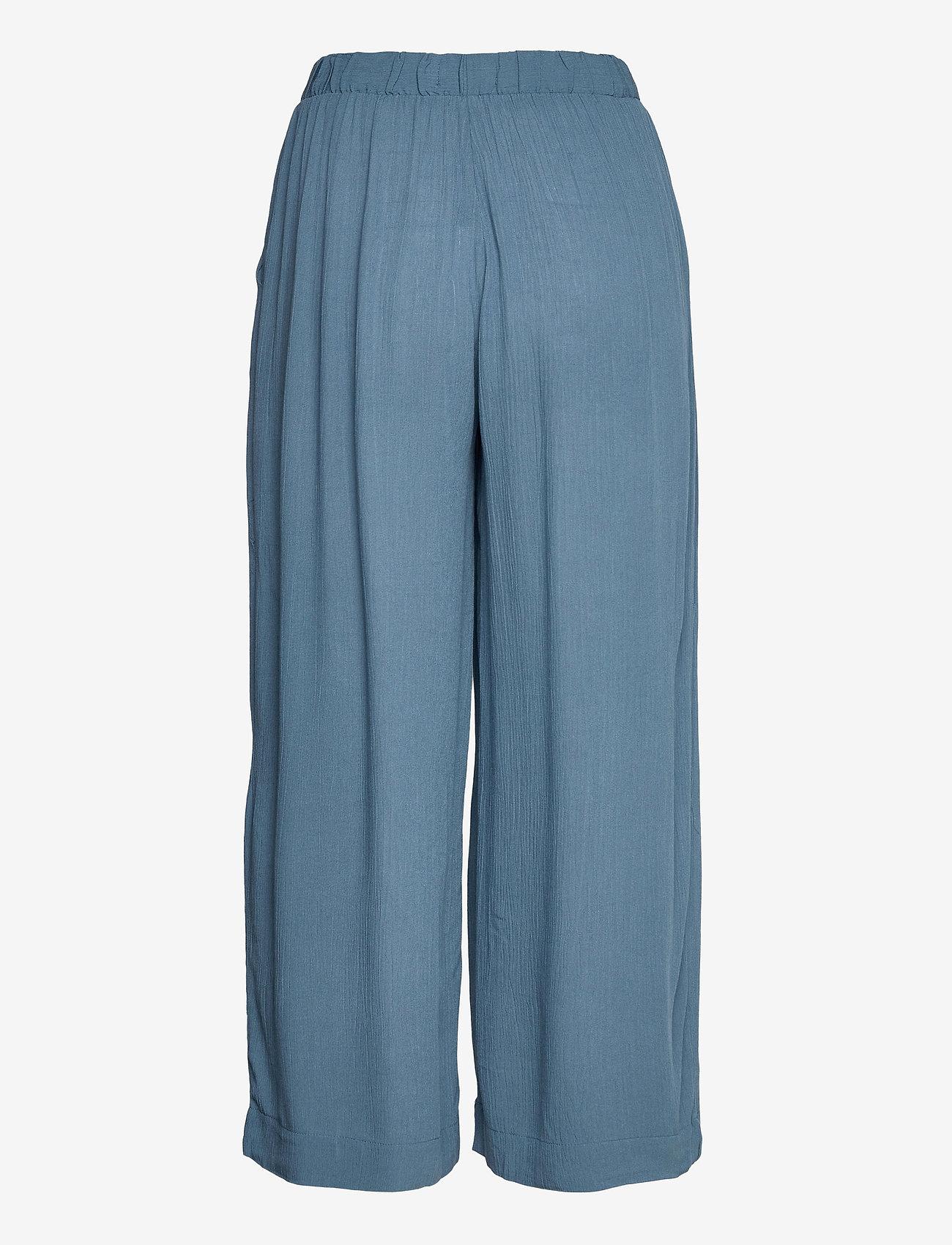 ICHI - IHMARRAKECH SO PA - casual trousers - coronet blue - 1